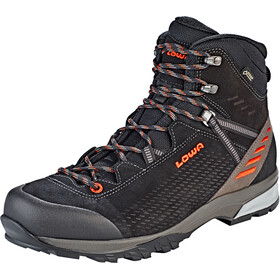 Lowa Ledro GTX Chaussures Homme, black/flame